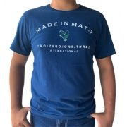 Camiseta Masculina Made In Mato CE1006