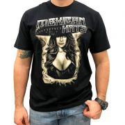 Camiseta Masculina Mexican Hats Cabaret Dancer