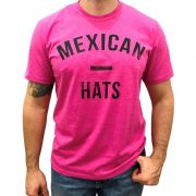 Camiseta Masculina Mexican Hats Stamp