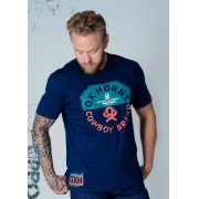 Camiseta Masculina Ox Horns 1395