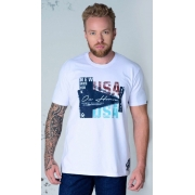 Camiseta Masculina Ox Horns 1399