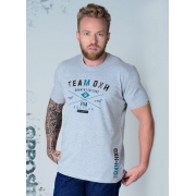 Camiseta Masculina Ox Horns 1407