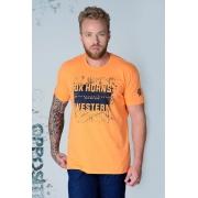 Camiseta Masculina Ox Horns 1413