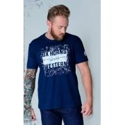 Camiseta Masculina Ox Horns 1414