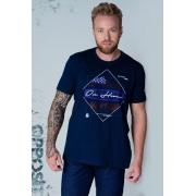 Camiseta Masculina Ox Horns 1415