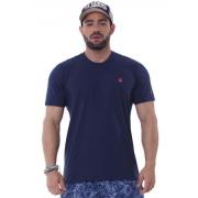 Camiseta Masculina Ox Horns Azul Marinho 8007