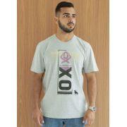 Camiseta Masculina Ox Horns Mescla 1314
