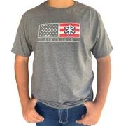 Camiseta Masculina Tuff Chumbo TS1506