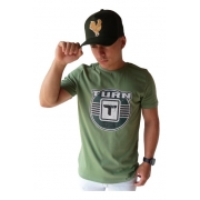 Camiseta Masculina Turn 1011
