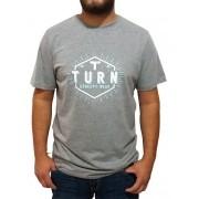 Camiseta Masculina Turn Mescla 1007
