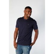 Camiseta Masculina TXC Brand Azul Marinho 1802
