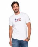 Camiseta Masculina TXC Brand Branca 19612