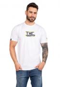 Camiseta Masculina TXC Brand Branca 19759