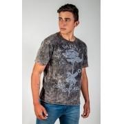 Camiseta Masculina TXC Brand La Faune Chumbo 1875