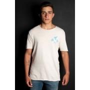 Camiseta Masculina TXC Brand La Faune Off White 1878