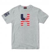 Camiseta Masculina TXC Brand Plus Size Mescla 19224