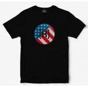 Camiseta Masculina TXC Brand Preto 041