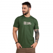 Camiseta Masculina TXC Brand Verde 19699