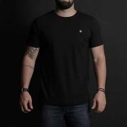 Camiseta Masculina TXC Preto 1410