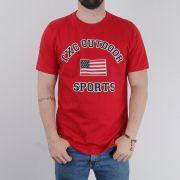 71360b028 Camiseta Masculina TXC Vermelho 1276