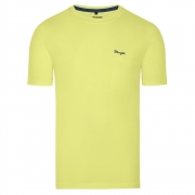 Camiseta Masculina Wrangler Amarela WM8100