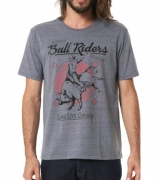 Camiseta Masculina Wrangler Bull Riders WM58534