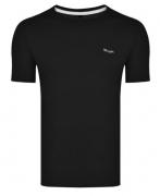 Camiseta MAsculina Wrangler Preta WM8100
