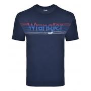 Camiseta Masculina Wrangler WM8016 Azul Marinho