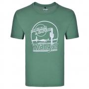 Camiseta Masculina Wrangler WM8053