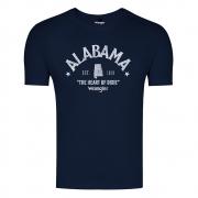 Camiseta Masculina Wrangler WM8062