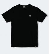 Camiseta Masculina X-Plus Preta 19297