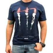 Camiseta Masculina Mexican Hats Monster Claw