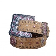 Cinto Feminino Arizona Belts Strass 7105