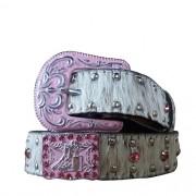 Cinto Infantil Feminino Arizona Belts 6010