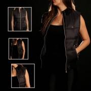 Colete Feminino TXC Brand Preto 5038