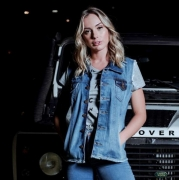 Colete Jeans Feminino TXC Brand 5028