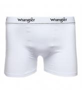 Cueca Boxer Wrangler Branca WMUW002