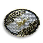 Fivela Pelegrini Bull Riders BO-5000