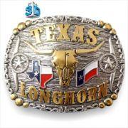 Fivela Pelegrini Texas Longhorn 5102/3