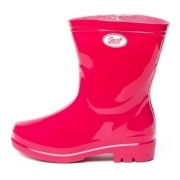 Galocha Infantil Gasf Kesttou INF001 Pink