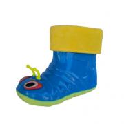 Galocha Infantil Gasf/Kesttou INF010 Azul-Amarelo