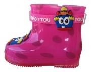 Galocha Infantil Gasf/Kesttou KTK007 Rosa