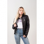 Jaqueta Feminina TXC Brand Preta 7031