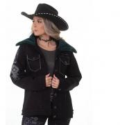 Jaqueta Feminina Zenz Western Tomahawk
