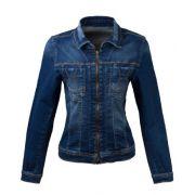 Jaqueta Jeans Feminina Made In Mato M19006