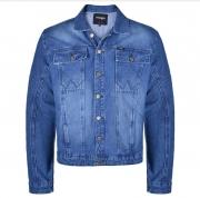 Jaqueta Jeans Masculina Wrangler WM9708