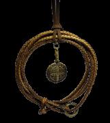 Laço Medalha de São Bento para Retrovisor