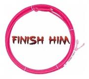 Laço Precision Ropes 4 Tentos Finish HIM HM35 Pé