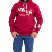 Moletom Masculino King Farm KFM161