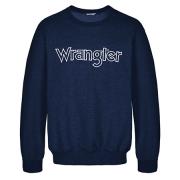 Moletom Masculino Wrangler Azul Marinho WM9511